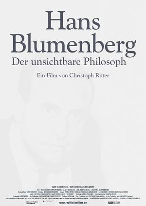 HANS BLUMENBERG – DER UNSICHTBARE PHILOSOPH